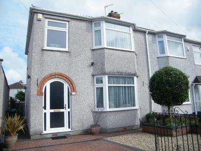 3 Bedrooms End Of Terrace House for sale in Elm Road, Kingswood, Bristol