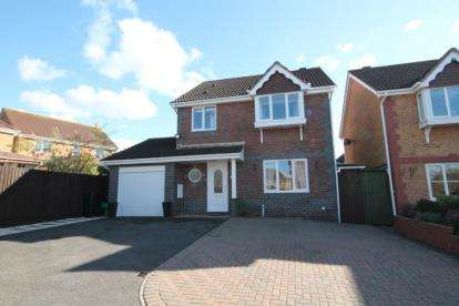 3 Bedrooms Detached House for sale in Barkers Mead, Yate, Bristol, Gloucestershire