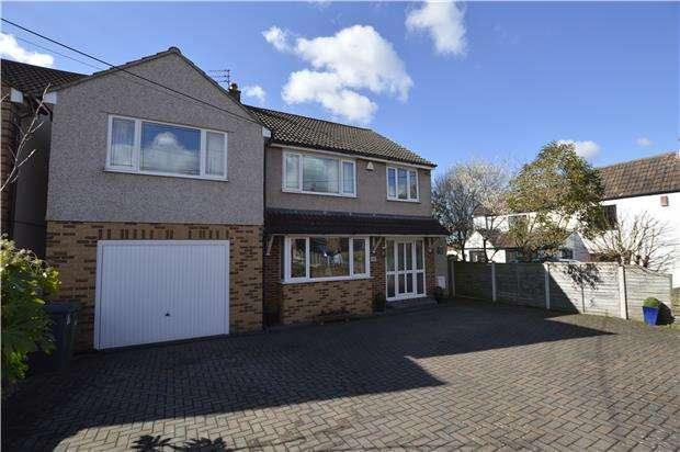 5 Bedrooms Detached House for sale in Footes Lane, Frampton Cotterell, Bristol, BS36 2JG