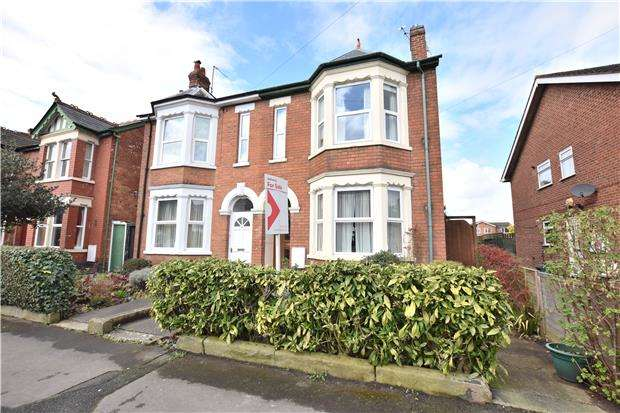 3 Bedrooms Semi Detached House for sale in Central Road, GLOUCESTER, GL1 5BY