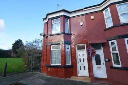 3 Bedrooms End Of Terrace House for sale in Onslow Road, New Ferry, Wirral, CH62