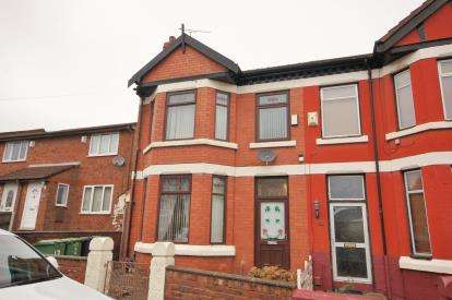 4 Bedrooms Semi Detached House for sale in Carlton Road, Birkenhead, Wirral, CH42