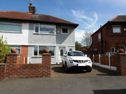 3 Bedrooms Semi Detached House for sale in Durley Drive, Prenton, Wirral, CH43