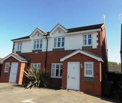 3 Bedrooms Semi Detached House for sale in Hutchinson Close, Prenton, Wirral, CH43