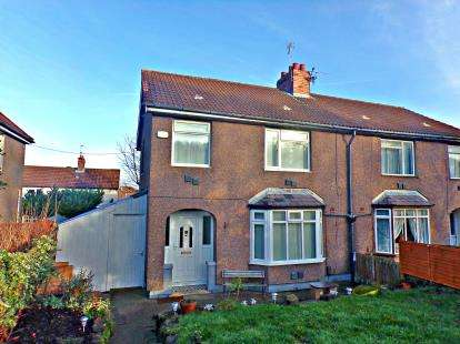 3 Bedrooms Semi Detached House for sale in Hoylake Road, Birkenhead, Wirral, CH41