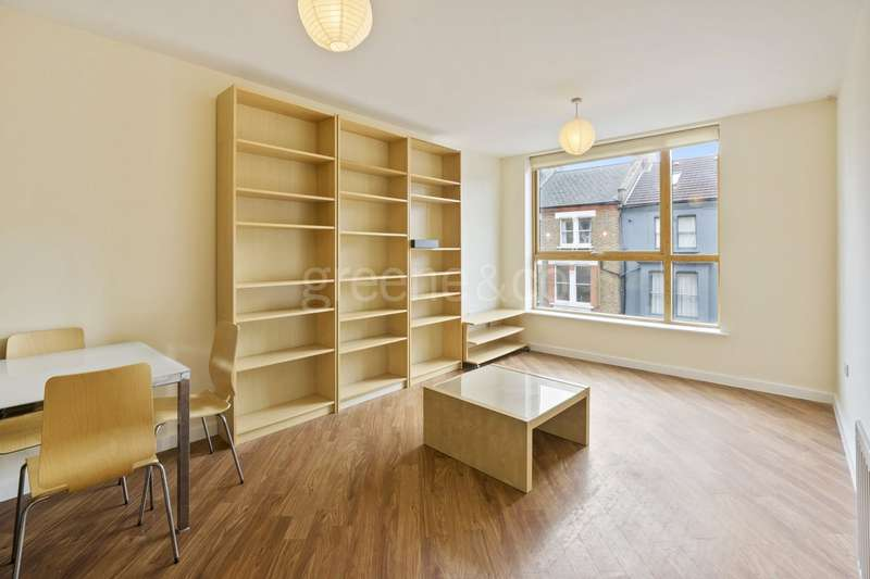 1 Bedroom Flat for sale in Scholars House, 36 Glengall Road, London, NW6