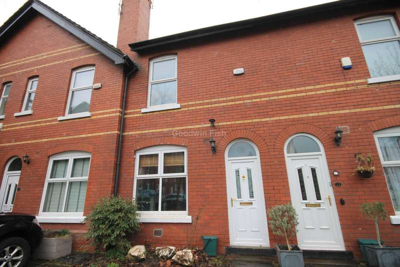 2 Bedrooms Town House for sale in Fire Station Square, Salford