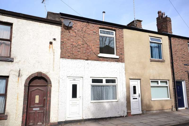 2 Bedrooms Terraced House for sale in Hurdsfield Road, Macclesfield