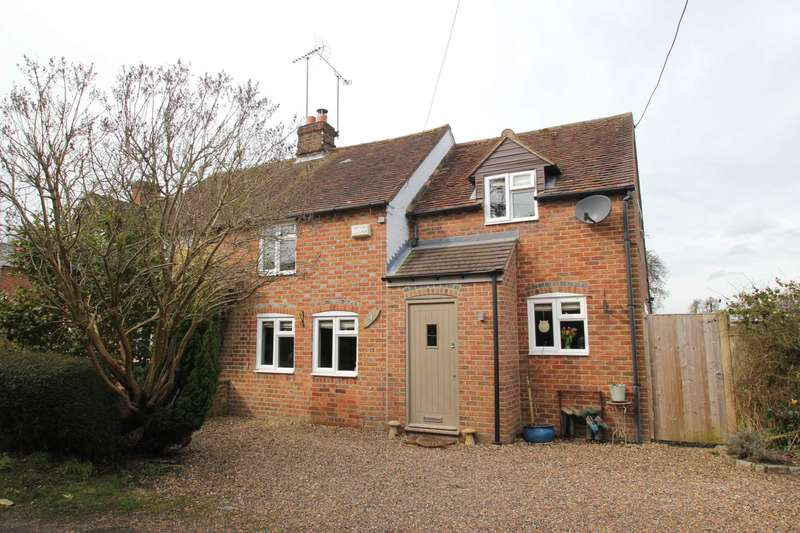 3 Bedrooms Semi Detached House for sale in Nottwood Lane, Stoke Row