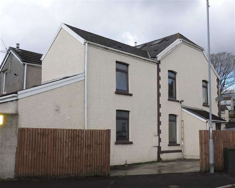 3 Bedrooms End Of Terrace House for sale in New Road, Neath Abbey