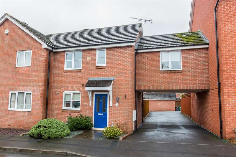 3 Bedrooms Semi Detached House for sale in Turnpike Lane, Redditch