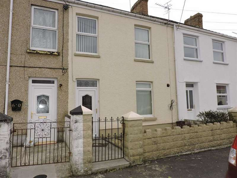 3 Bedrooms Terraced House for sale in Station Road, Kidwelly