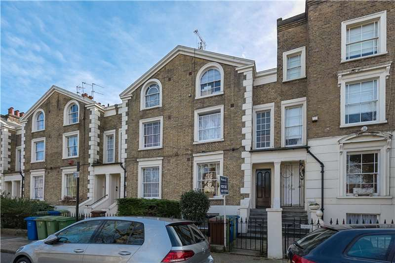 2 Bedrooms Flat for sale in Grosvenor Park, Camberwell, London, SE5
