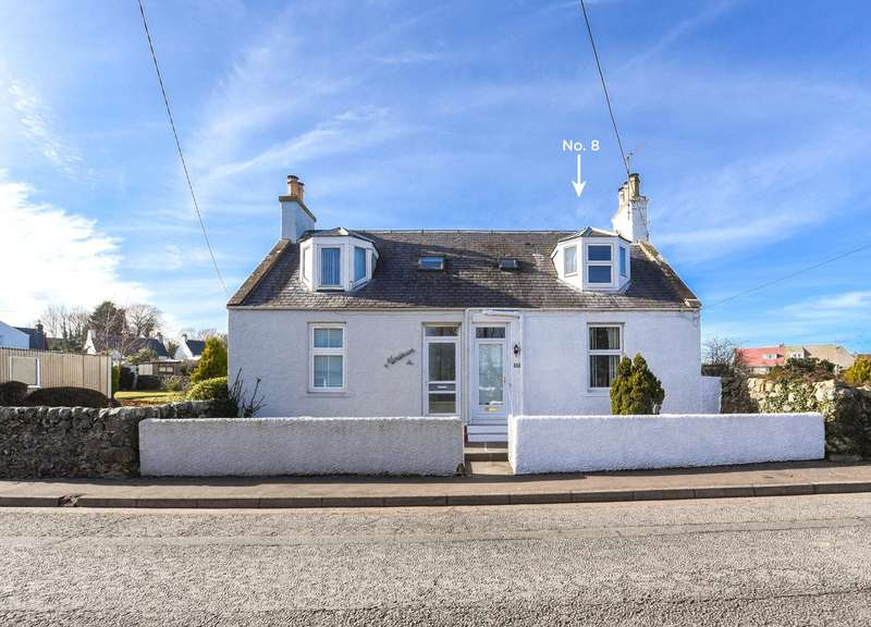 3 Bedrooms Semi Detached House for sale in 8 Newton Stewart Road, Kirkcowan, Newton Stewart, Dumfries and Galloway, DG8