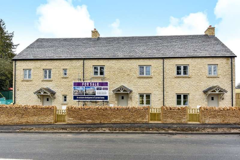 3 Bedrooms End Of Terrace House for sale in Northleach