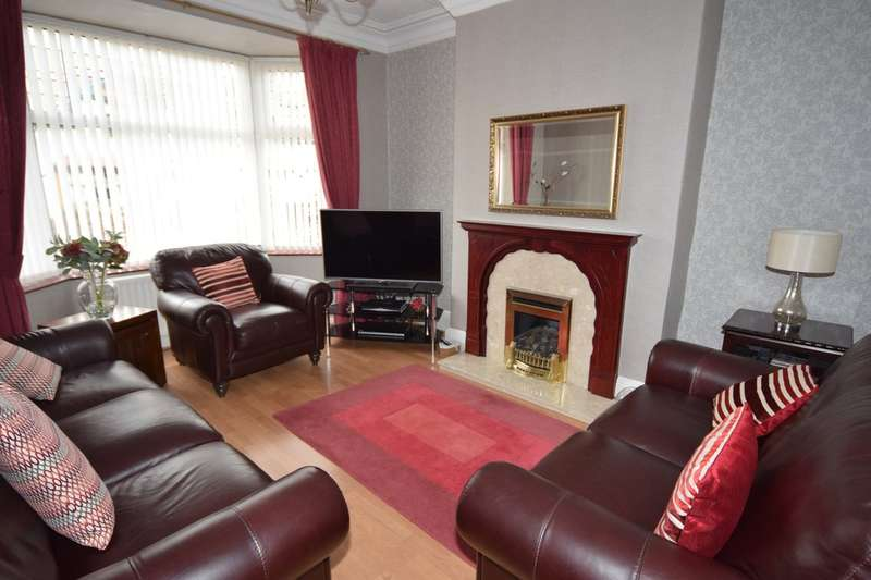 3 Bedrooms Terraced House for sale in Mikasa Street, Walney, Cumbria, LA14 3ED