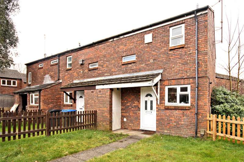 2 Bedrooms End Of Terrace House for sale in Goldfort Walk, Woking, Surrey, GU21