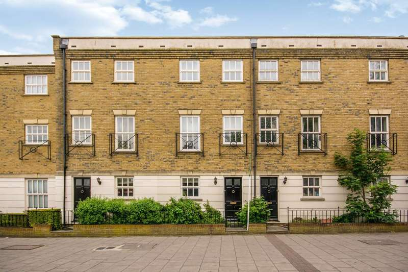 3 Bedrooms Terraced House for sale in Peckham Rye, Peckham Rye, SE15