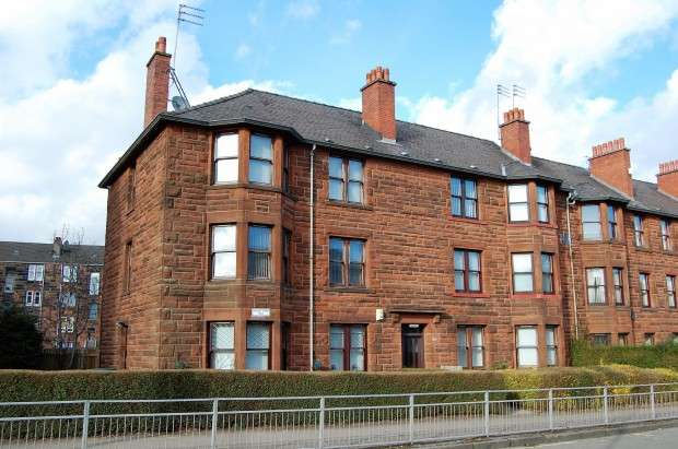 2 Bedrooms Flat for sale in Paisley Road West 0/1, Craigton, G52