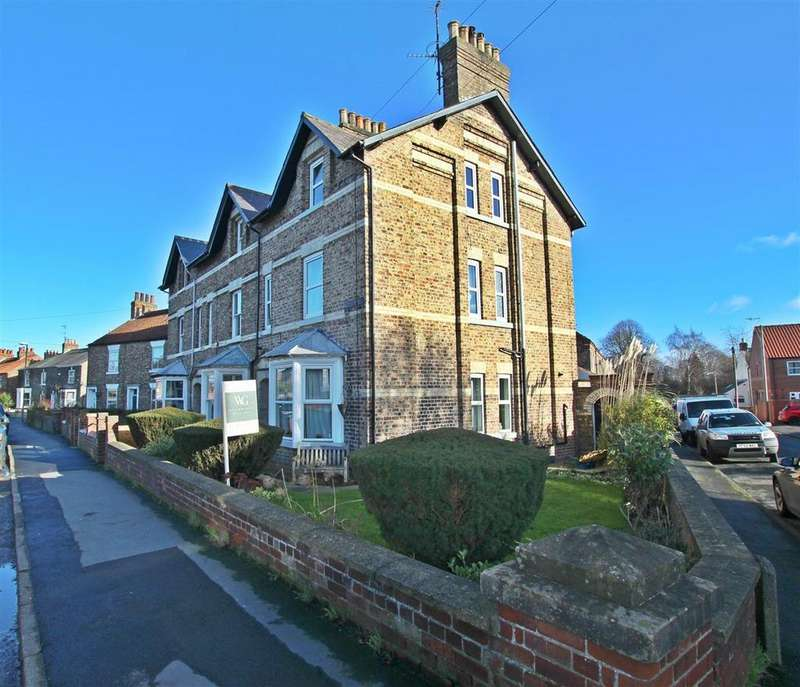 4 Bedrooms Town House for sale in 45 Langton Road, Norton, Malton, YO17 9AD