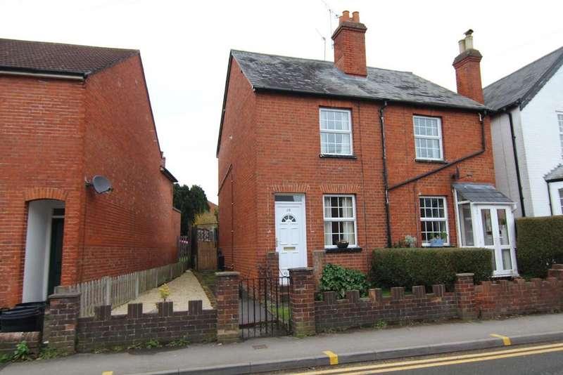 2 Bedrooms End Of Terrace House for sale in Langborough Road, Wokingham, Berkshire, RG40 2BT
