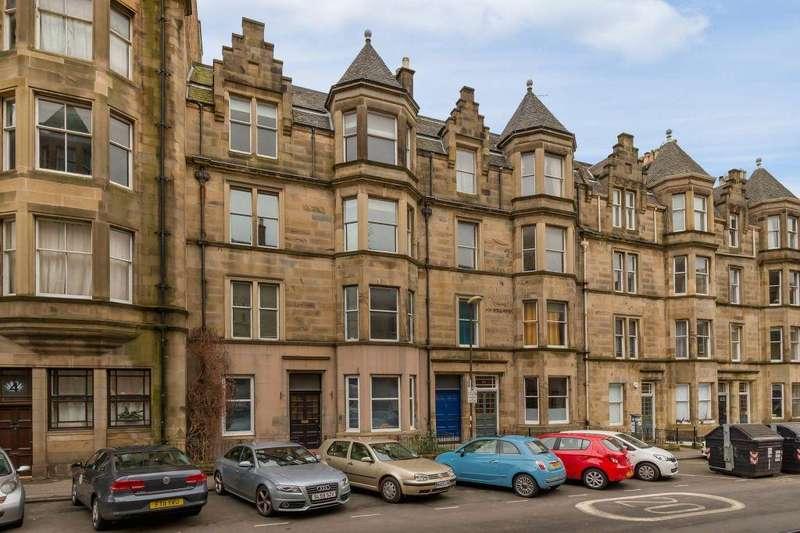 2 Bedrooms Flat for sale in 8/3 Montpelier Park, Edinburgh, EH10 4NJ