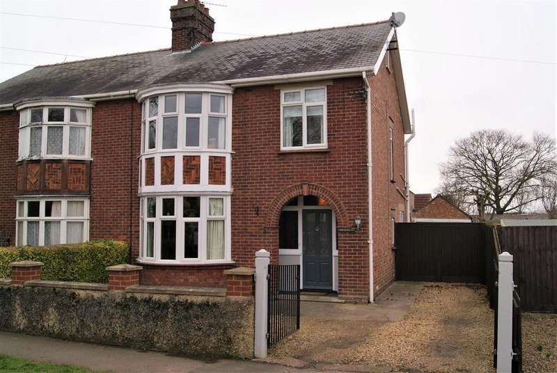 3 Bedrooms Semi Detached House for sale in Lime Walk, Long Sutton, Spalding