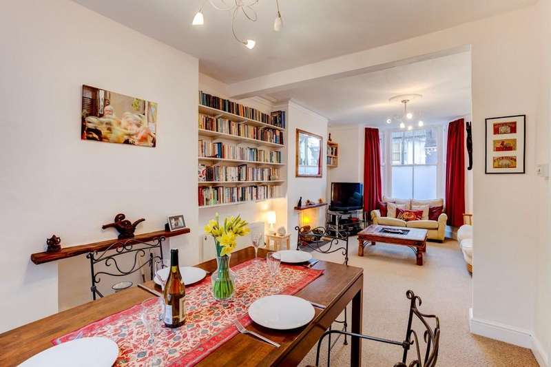 3 Bedrooms Terraced House for sale in Sutherland Road, Brighton