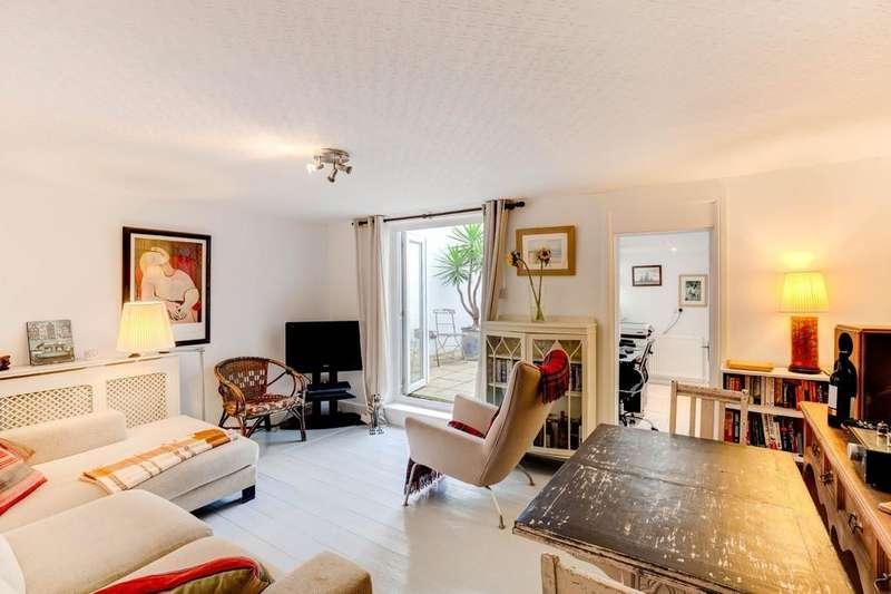 2 Bedrooms Maisonette Flat for sale in Kemptown