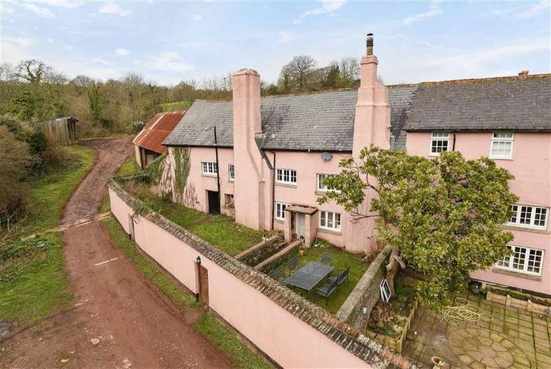 5 Bedrooms Semi Detached House for sale in Lower Dawlish Water, Dawlish, Devon, EX7