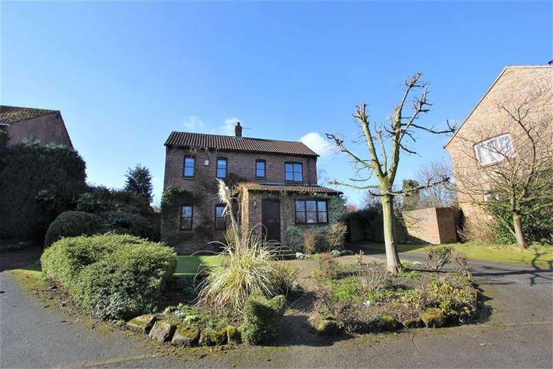4 Bedrooms Detached House for sale in Holmemead, Great Broughton