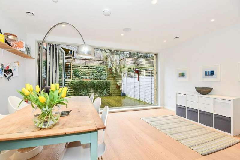 4 Bedrooms Detached House for sale in Landells Road, East Dulwich