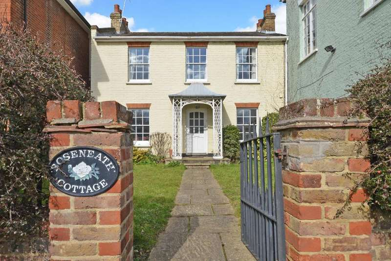4 Bedrooms Detached House for sale in Roseneath Cottage, Giggs Hill Road, Thames Ditton, KT7