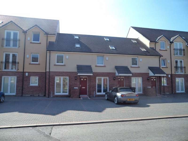 2 Bedrooms Semi Detached House for rent in Hasell Street, Carlisle