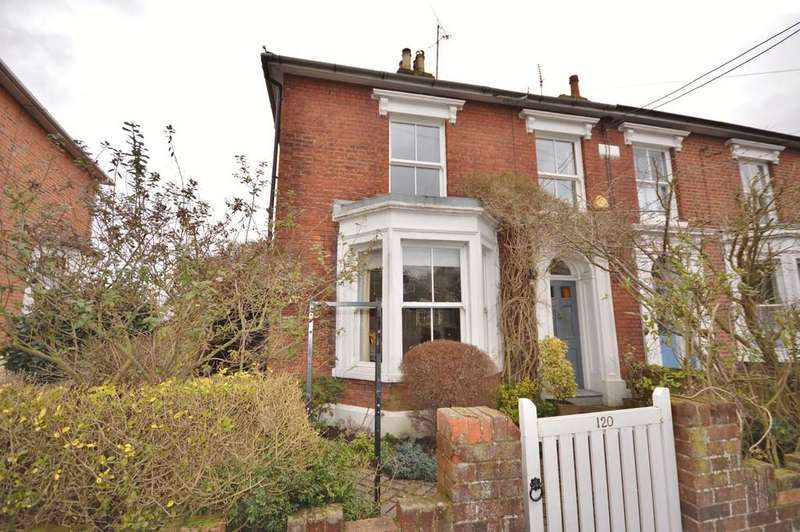 4 Bedrooms Semi Detached House for sale in High Street, Wivenhoe