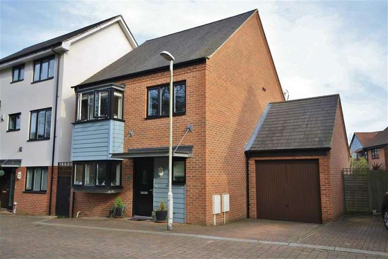4 Bedrooms Detached House for sale in Leybourne Chase, Kent