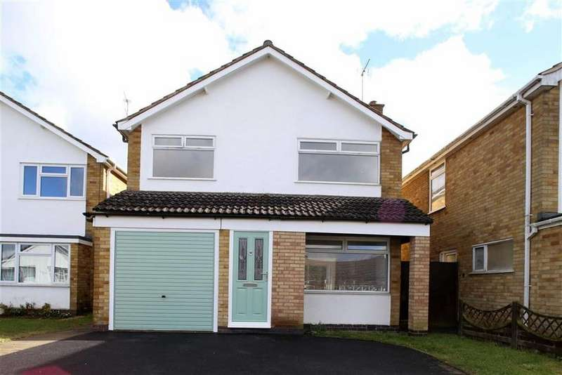 3 Bedrooms Detached House for sale in Greenacres, Lutterworth