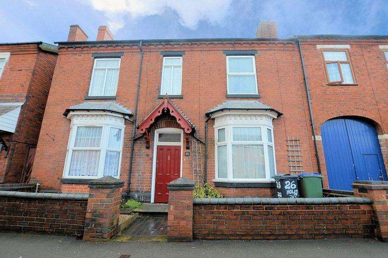 3 Bedrooms Terraced House for sale in Holly Road, Rowley Regis