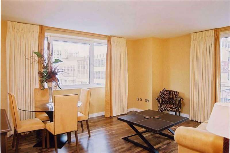 2 Bedrooms Apartment Flat for sale in Burwood Place, London, London