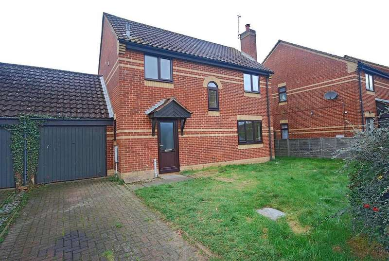 3 Bedrooms Detached House for sale in Wesley Road, Whaplode Spalding