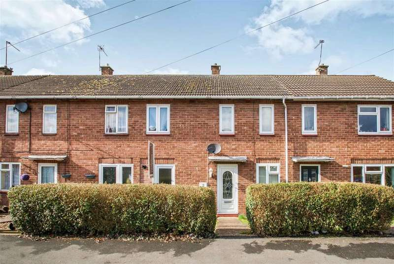 3 Bedrooms Terraced House for sale in Thursfield Road, Leamington Spa