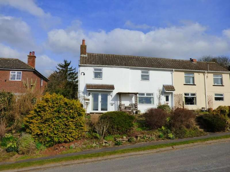 3 Bedrooms Semi Detached House for sale in Whitegate Hill, Caistor