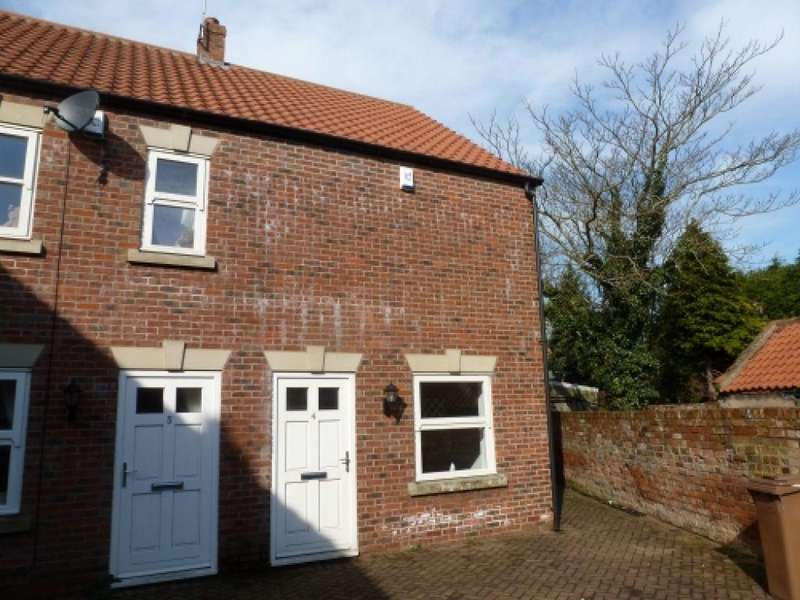 2 Bedrooms End Of Terrace House for rent in Barton Lane, Barrow-Upon-Humber