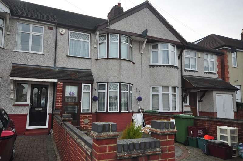 3 Bedrooms Terraced House for rent in Westmoreland Avenue Welling DA16