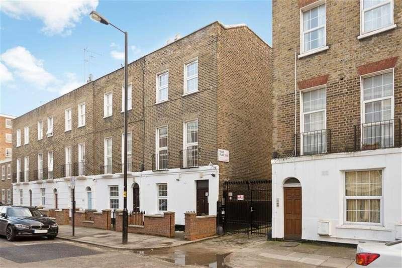 3 Bedrooms Terraced House for sale in Broadley Street, London
