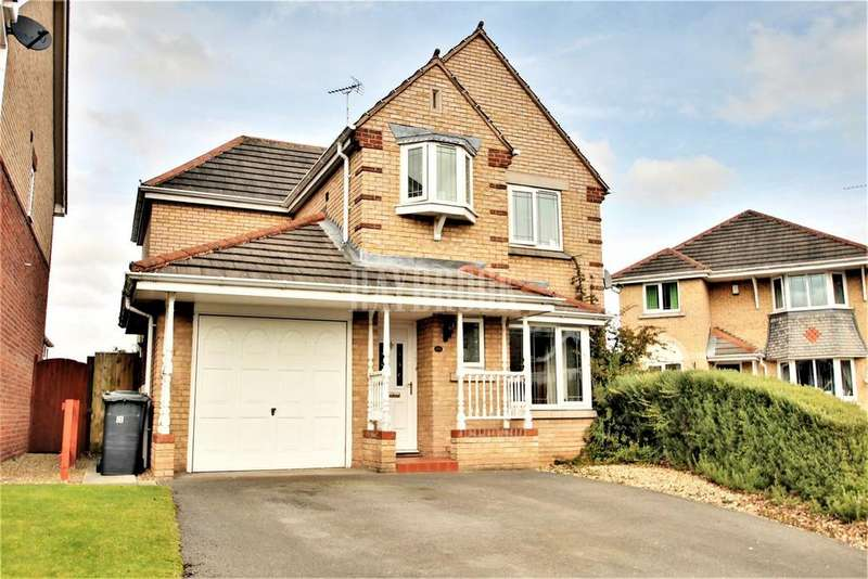 3 Bedrooms Detached House for sale in Whitley View, Ecclesfield