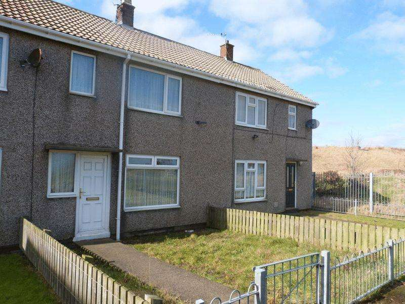 2 Bedrooms Terraced House for sale in East Lea, Newbiggin-By-The-Sea, Two Bedroom House