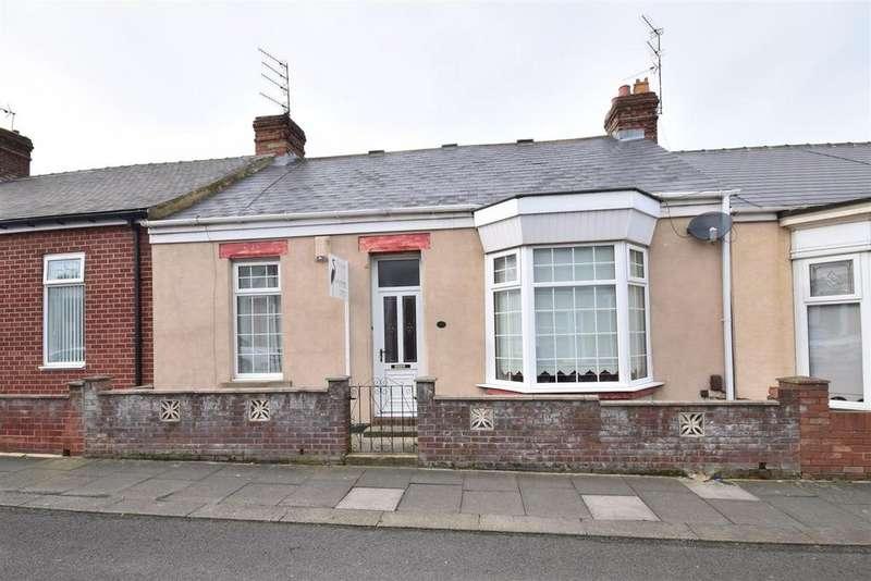 2 Bedrooms Cottage House for sale in Queens Crescent, High Barnes, Sunderland