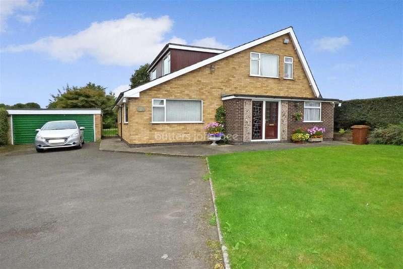 4 Bedrooms Detached House for sale in Close Lane, Alsager