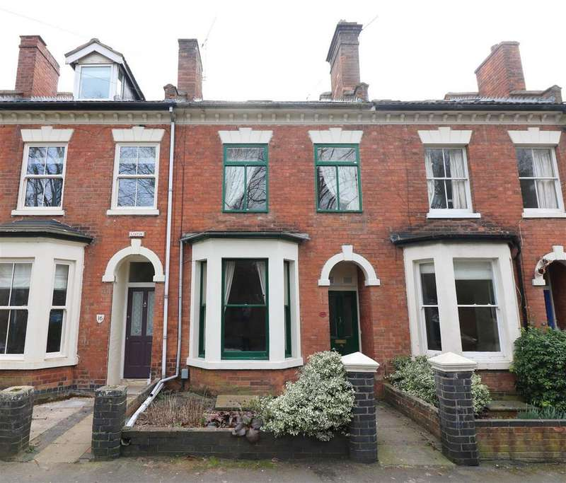 3 Bedrooms Terraced House for sale in Guys Cliffe Terrace, Warwick